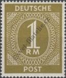 Stamp Joint allied occupation zone Catalog number: 937