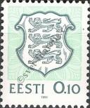Stamp Estonia Catalog number: 166