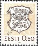Stamp Estonia Catalog number: 169