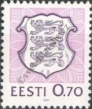 Stamp Estonia Catalog number: 170