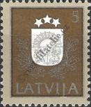 Stamp Latvia Catalog number: 305