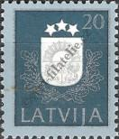 Stamp Latvia Catalog number: 308