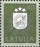 Stamp Latvia Catalog number: 309