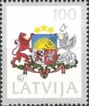 Stamp Latvia Catalog number: 311