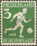 Stamp Netherlands Catalog number: 207