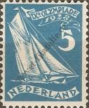 Stamp Netherlands Catalog number: 208