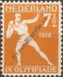 Stamp Netherlands Catalog number: 209