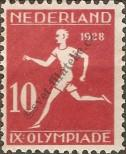 Stamp Netherlands Catalog number: 210
