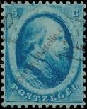 Stamp Netherlands Catalog number: 4