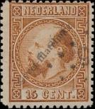 Stamp Netherlands Catalog number: 9