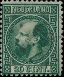 Stamp Netherlands Catalog number: 10