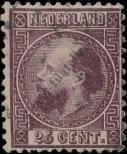 Stamp Netherlands Catalog number: 11