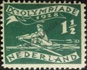 Stamp Netherlands Catalog number: 205
