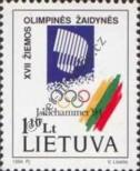 Stamp Lithuania Catalog number: 547