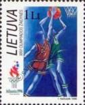 Stamp Lithuania Catalog number: 616