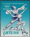 Stamp Lithuania Catalog number: 657