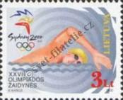 Stamp Lithuania Catalog number: 736