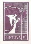 Stamp Lithuania Catalog number: 458