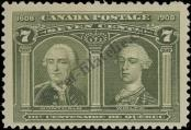 Stamp Canada Catalog number: 88