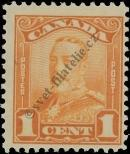 Stamp Canada Catalog number: 128/A