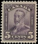Stamp Canada Catalog number: 132/A