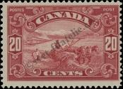 Stamp Canada Catalog number: 136