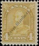 Stamp Canada Catalog number: 145/A