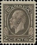 Stamp Canada Catalog number: 163/A