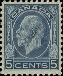 Stamp Canada Catalog number: 166/A