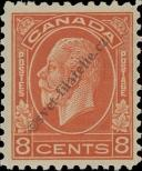 Stamp Canada Catalog number: 167/A