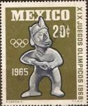 Stamp Mexico Catalog number: 1192