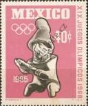 Stamp Mexico Catalog number: 1193