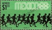 Stamp Mexico Catalog number: 1242