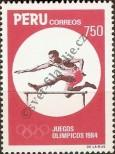 Stamp Peru Catalog number: 1269