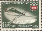 Stamp Paraguay Catalog number: 1250