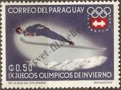 Stamp Paraguay Catalog number: 1253