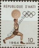Stamp Haiti Catalog number: 780