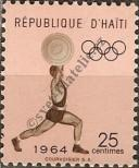 Stamp Haiti Catalog number: 781