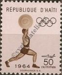 Stamp Haiti Catalog number: 783