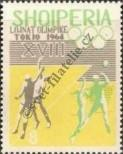 Stamp Albania Catalog number: 866
