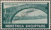 Stamp Albania Catalog number: 317