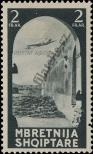 Stamp Albania Catalog number: 318