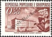 Stamp Albania Catalog number: 525