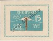 Stamp Albania Catalog number: B/8/B