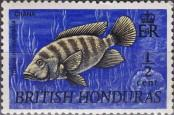 Stamp Belize | British Honduras Catalog number: 231