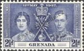 Stamp Grenada Catalog number: 122