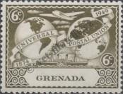 Stamp Grenada Catalog number: 140