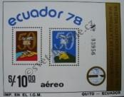 Stamp Ecuador Catalog number: B/81