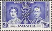 Stamp Jamaica Catalog number: 117