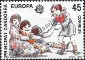 Stamp Andorra (Spanish) Catalog number: 210